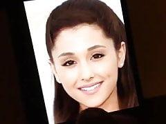 Ariana Grande  cumshot Tribute 1 | Porn-Update.com