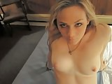 Louisa Krause Stripping & Nude Tits On ScandalPlanetCom