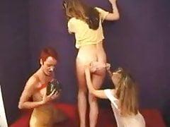 Lesbijki i sikanie