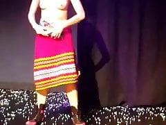 Snr Naked Dance Show