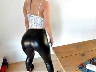 Shiny ass