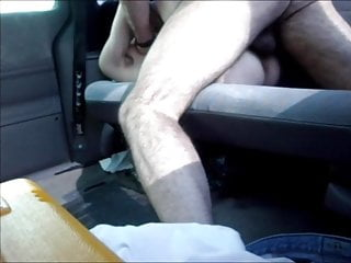 Hardcore Car Secretary video: what a nympho