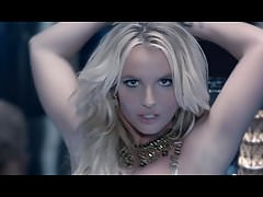 Britney Work Bitch (modifica solo Hot Parts)