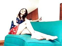Stopy aktorki Viviany Santos