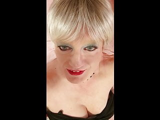 Hd Videos Solo Shemale Mature Shemale video: Strapless