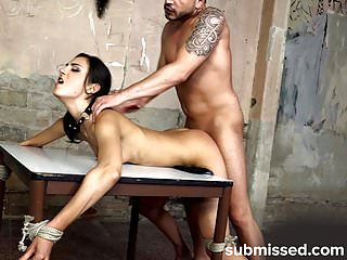 Babes Bdsm Bondage video: 3 of the best struggling sub babes tied and fucked videos