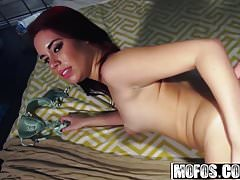 Rose - Driving Her Tits Out Brooklyn - Latina Sex Tapes