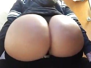 Softcore Swedish Striptease video: Swedish bubble butt 8