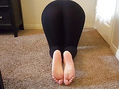 Ass up Soles Down