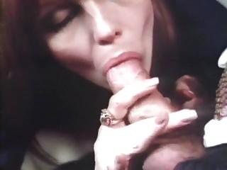 Group Sex Hardcore Vintage video: Blonde in Black Silk (1979)