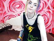 Cute tattooed teen pt2