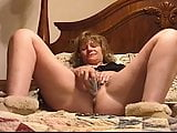 Hair Brush Masturbation