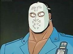 Mad Bull 34 anime OVA # 4 (1992 englischer Untertitel)