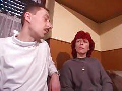 Německá kurva rodina