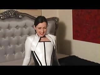 Stockings Bdsm Femdom video: Wichsanleitung Fuer Nylonfans