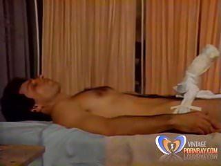 Vintage Stockings Hard video: Long Hard Nights (1984) (Rare) Movie Teaser Vintagepornbay
