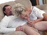 Old lady wants a hard cock!