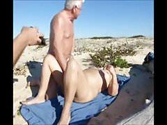 Strandpaar