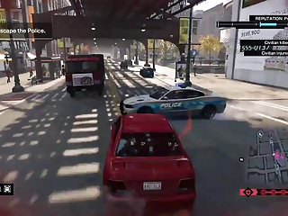 Watch Dogs - That was Cool didn't mean to do that