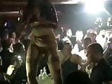 Bosnian MILF sexy dance in Club Walter