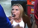 SUE-Hot white blonde DP'D,anal,by BBC'S