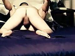 Orgazm i creampie fuck