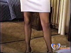 Vintage Amateur Milf Striptease vintagepornbay.com