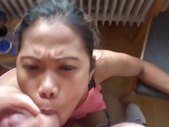 Filipina Facial Cumshot Compilation