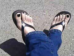 moje seksowne stopy