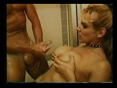 Randi Storm Pegging a Guy