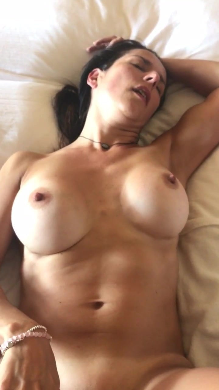 Wife getting off
