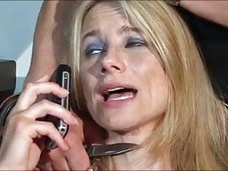 Blonde Blowjob Bisexual video: Federica Tommasi L'uomo senza volto