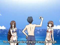 15 anime Bishoujo Hyouryuuki hentai # 2
