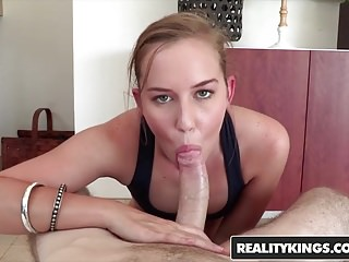 RealityKings - Teens Love Huge Cocks - Brick Danger Charli M