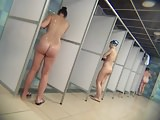 Hidden Cam Shower Room Part 28