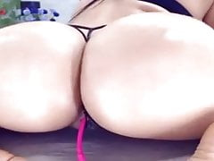 ottimo PAWG in cam