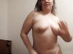 Big booty white bitch