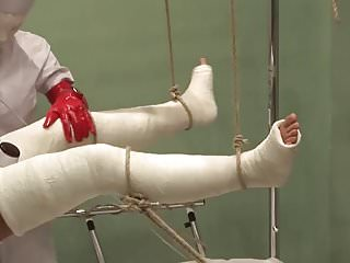 Broken dolls and sadistic nurse
