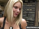 Money Talks - Sofia Maya Jmac - Public Pussy - Reality Kings