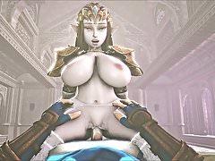 Zelda xxx