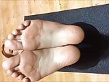 BARE FOOT & Soles Blonde
