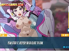 D.VA's Toy - Sex Game Recording