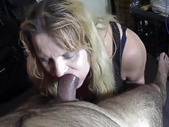 Deepthroat Blowjob. Kristi # 15