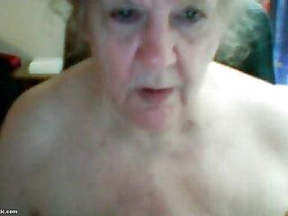 Granny på cam