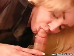 Cocksucker Blonde Deep Throat