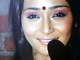 Sara Khan sexy facial