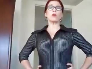 Milfs Pov Mom video: Mom is angry