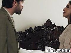 Giselle Leon Charles Dera - Scéna 1 - digitální