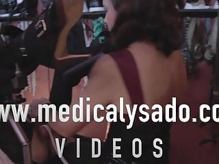 Bdsm Latex Doctor video: LA TRANSFORMACION