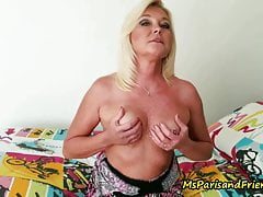 Mommy Is Happy To Get You Off (with Sound)